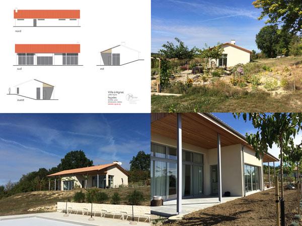 villa in de Lot en Garonne nabij Eymet