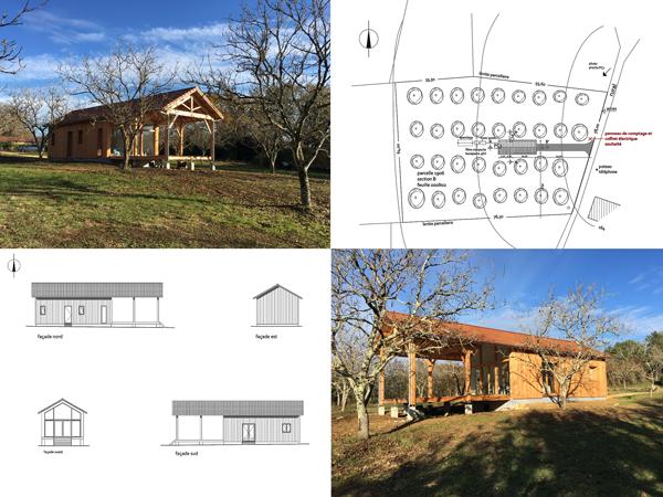woonhuis in de notengaard